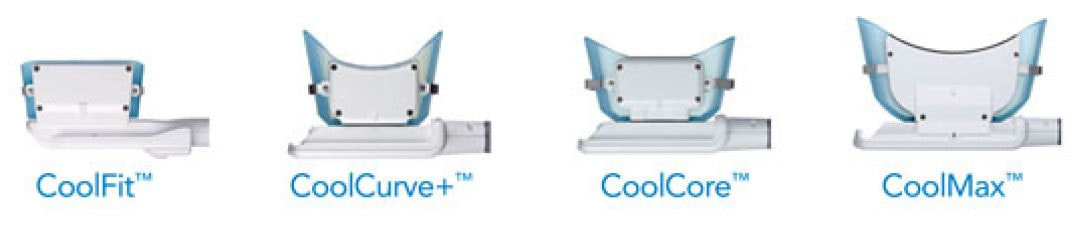 Difference in CoolSculpting Applicators Through The Years