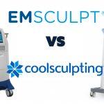 Dallas Emsculpt vs. Coolsculpting at Advanced Skin Fitness
